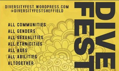 Diversity Fest<br>✻<br>10th September