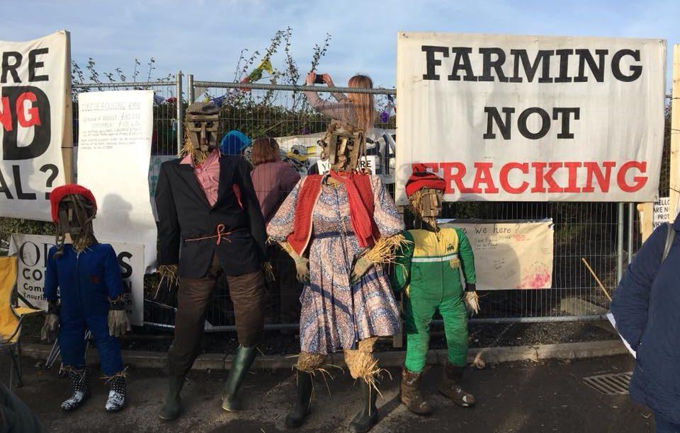 Fracking Shambles!