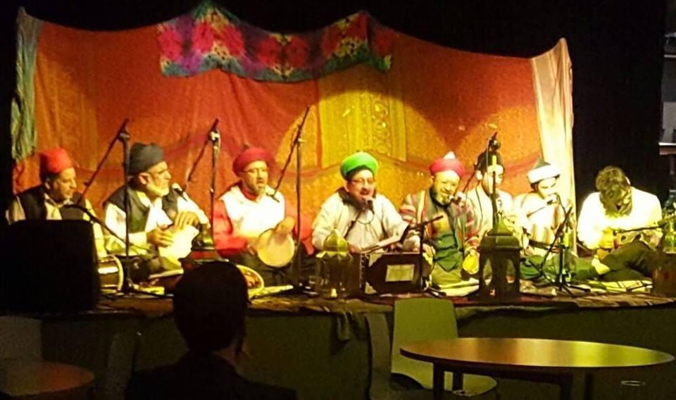 Qawali Sufi Singers