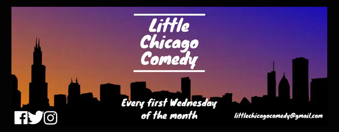 Little Chicago Comedy Night (Feat.The Antics)