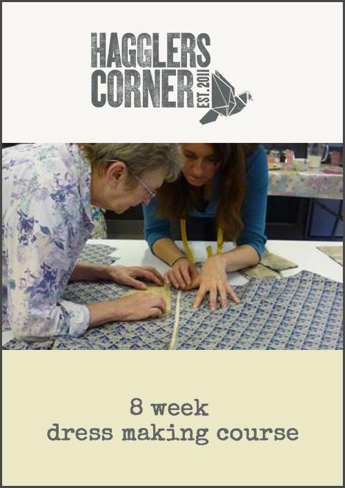 8 Week Dress Making Course