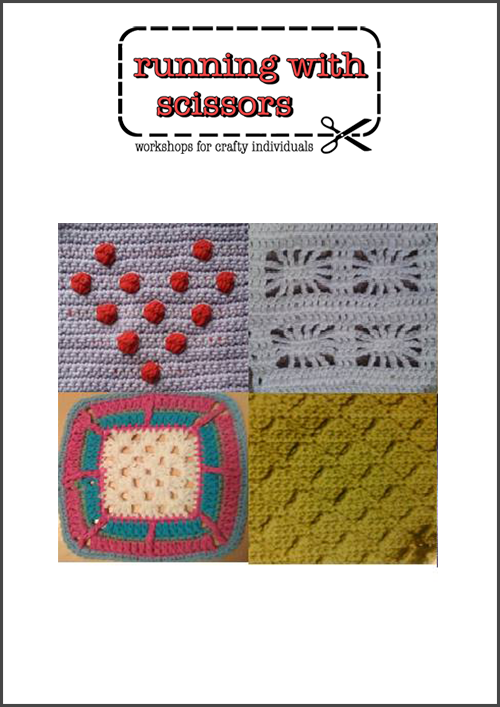 Crochet: Six Week Skill Building Course
