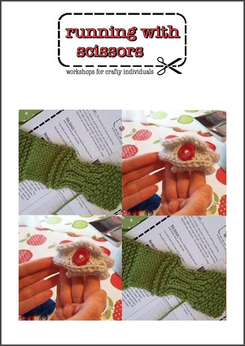Knitting For Beginners (November)