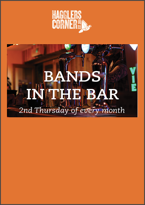 Bands In The Bar at TAKK
