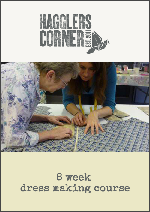 8 Week Dress Making Course