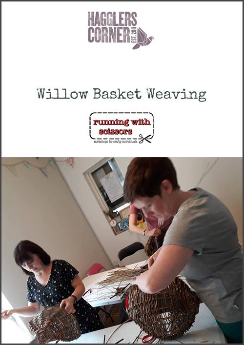 Willow Basket Weaving
