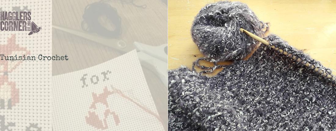 Tunisian Crochet: An Introduction (November)