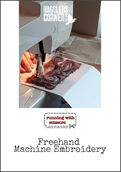 Free Hand Machine Embroidery