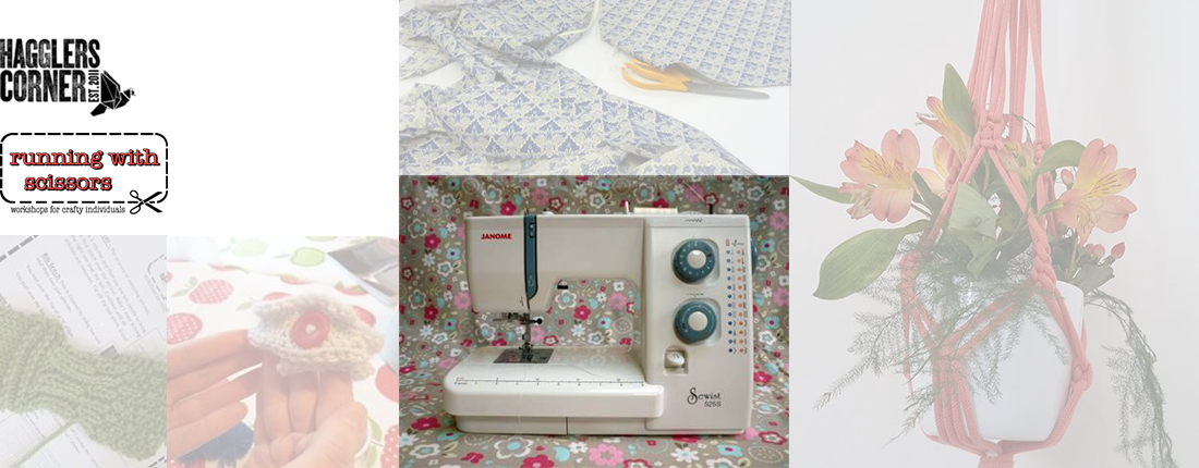 Sewing Machines for Beginners (November)