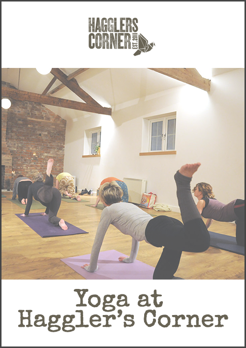 Yoga and Pilates Classes at Hagglers Corner