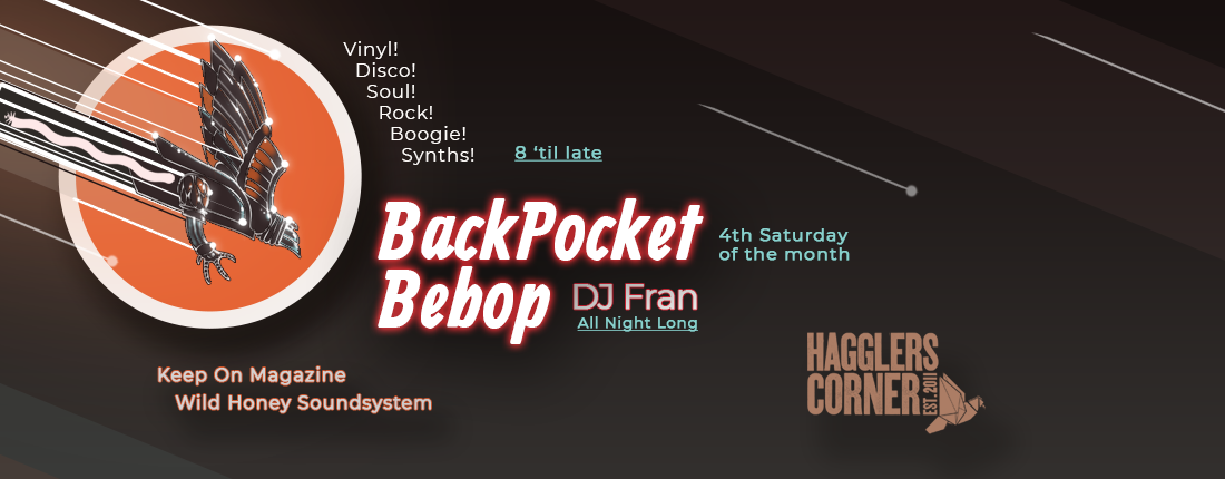 BackPocket Bebop with Fran Green