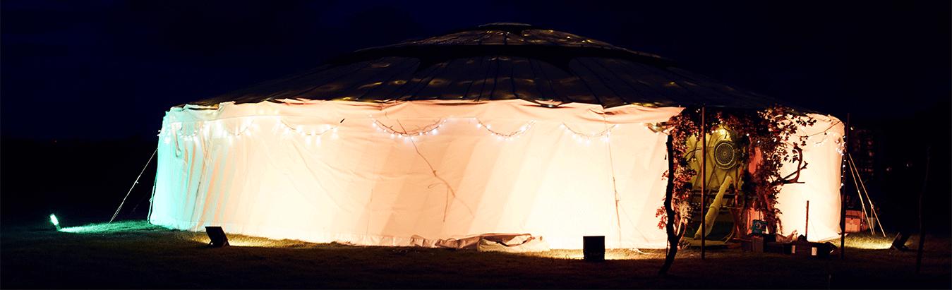 Love Yurts