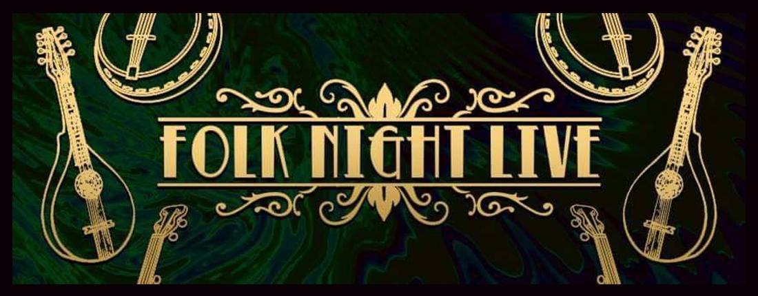 Folk Night Live at Hagglers Corner