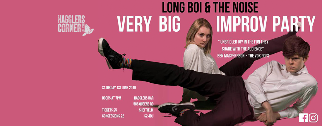Long Boi and The Noise: Very Big Improv Party