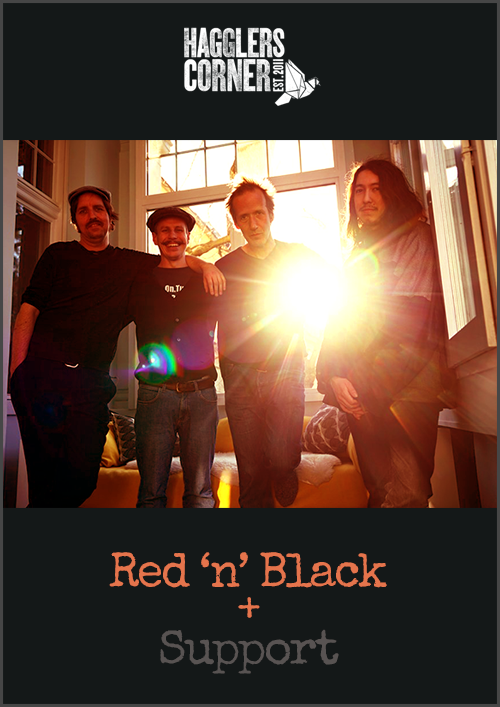 Red 'n' Black plus Support