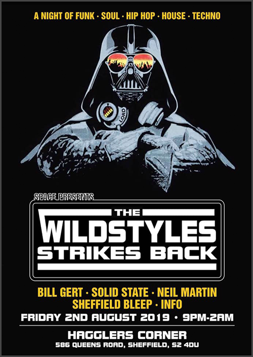 The Wildstyles Strikes Back