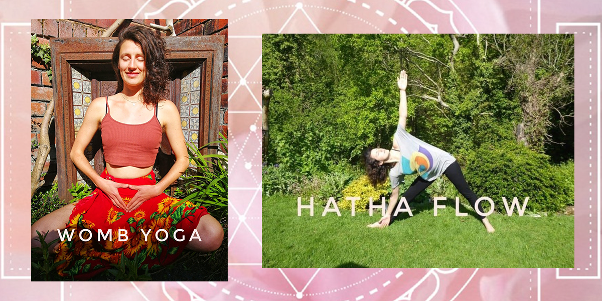 Womb and Hatha Flow Yoga with Esther