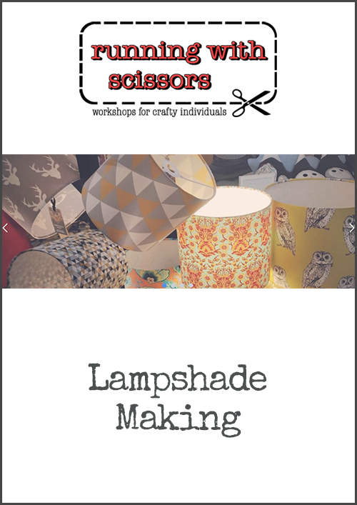 Lampshade Making Workshop (March)