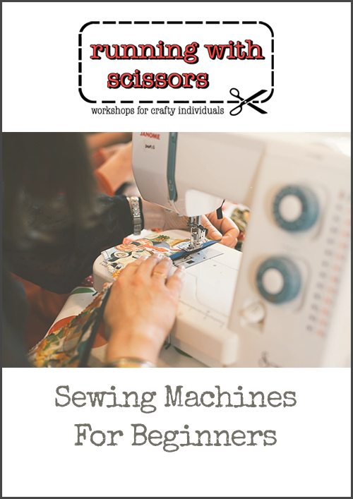 Sewing Machines for Beginners (March)